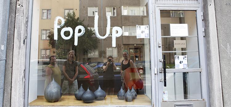 Pop Up Elokuu 4.-29.8.2014